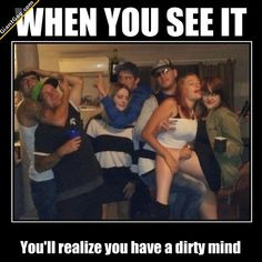 Funny Pictures Of The Day Pics When You See It Youll Realize That You Have A Dirty Mind