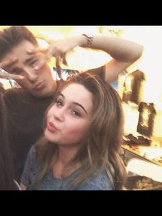 Bea) He's my best friend.. *laughs* (Would anyone care to be Jacob Whitesides for Bea?)