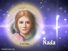 Ascended Lady Master Nada Chohan of the Sixth Ray