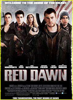 Red Dawn 2012 remake