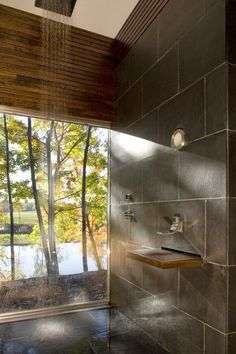 Diseño de Interiores & Arquitectura: 25 Increíbles Ideas Para Una Ducha…