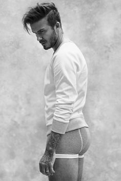 WE know what David Beckham's underwear looks like, thanks to his Bodywear collection for H&M, but what does his dream wardrobe looks like?