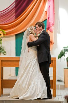 Andrew & Katie wedding You may kiss the bride photo Photo By Jodi Ann Photography