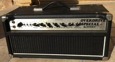 Dumble Overdrive Special S/N 195