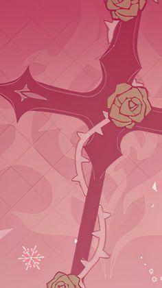 Rosaria Namecard Wallpaper