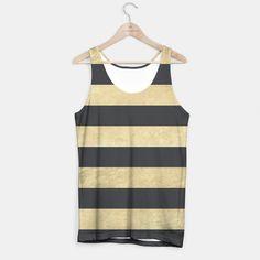 #gold #stripes #black #goldandblack #glamour #sexy #trend #woman #lady #formal #casual #bliss #fashion #fashionista #fashionable #tshirt #tee #sexiest