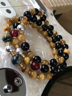 Mirrors of Perfection Gemstone Bracelets, Boho-Chic Bracelets, Beach Resort Style, Designer Bracelets, Fine Gemstone Bracelets by ASapphireSpirit on Etsy https://www.etsy.com/listing/237497297/mirrors-of-perfection-gemstone-bracelets