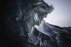 Les sensationnelles photos de vagues signées Ray Collins | Buzzly