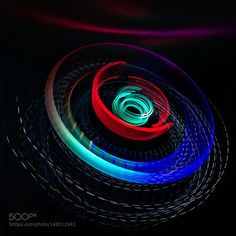 Photonenrotor #48 by svengerard
