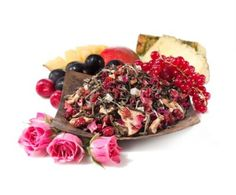 Youthberry White Tea.  Mix with Wild Orange Blossom Herbal Tea.  It calms the Orange Blossom and is amazing!  I got this mix free with my online order.