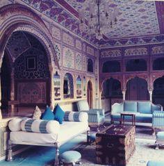Rajasthan, Samode Palace