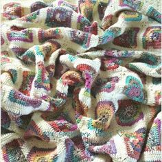 The Patchwork Heart: My Crofter Blanket