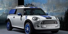 Latest 3Look Mini Cooper concept | Latest HD Wallpapers