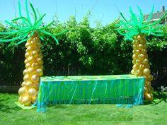 Ideas para una fiesta Luau