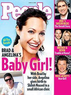 photo | Angelina Jolie Cover, Angelina Jolie, Brad Pitt, Britney Spears, Kevin Federline, Nick Lachey, Taylor Hicks