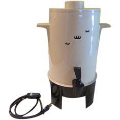 Almond Party Size Regal Coffee Urn/pot - g