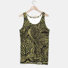 "Toni F.H Brand ""Yellow_Naranath Bhranthan"" #tank #top #tanktop #fashionforwomen #shoppingonline #shopping #fashion #clothes #tiendaonline #tienda #vestidos #compras #moda #comprar #modamujer #ropa"