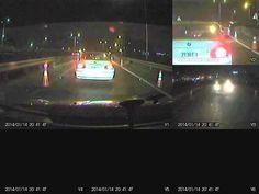 紅斑馬警車檢查站-平和轉移-掛 USMG TCG 美國軍政府台灣民政府車牌行駛在台灣公路