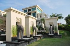 Pattaya, Relax, Luxury Homes, Interior Design, Architecture, House Styles, Porches, Pools, Inspiration