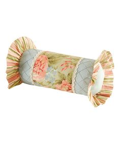 Another great find on #zulily! Pea Patch Neckroll Pillow, $20 !!   #zulilyfinds