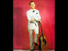 """""""I've Been Everywhere, Man!"""" by Hank Snow  [Composer, Geoff Mack]  1962."""