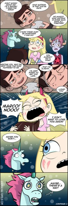 Ok I had this dream where Star, Marco and all their friends fight against an evil force (which is not seen in the dream, maybe it could be Eclipsa or someone else?). Anyway, the dream starts from the...