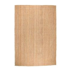 Can't beat this price for a sisal rug 6x8, Tarnby by IKEA ($99). Put 2 side by side to cover a room.