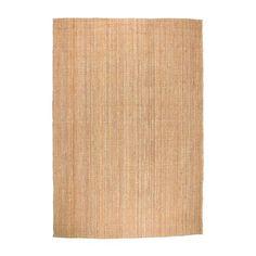 TÅRNBY Matto, kudottu IKEA Taitavan käsityöläisen käsin kutoma matto on kauniin luonnollinen.