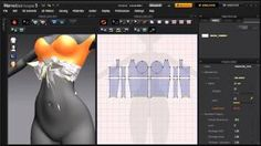 Creating a Detailed Dress in Marvelous Designer - Playlist, 26 vids in total