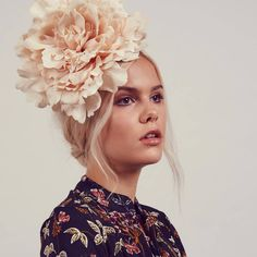 Are you interested in our floral fascinator? With our flower crown you need look no further.