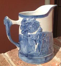 Old Sleepy Eye Pitcher | eBay sold 795.00. ~♥~