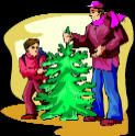 Where in West Virginia to find choose-and-cut Christmas tree farms, pre-cut trees, stands, sleigh rides
