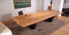 pinterest categories list wood slab furniture | Found on urbanhardwoods.com