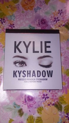 Kylie Jenner Kyshadow Kit The Bronze Pallette FREE SHIPPING  #KylieCosmetics