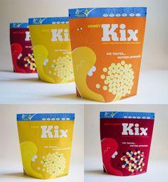 Kix Togo Packaging by Pamela Almonte