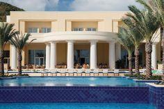 The Westin Dawn Beach Resort & Spa, St. Maarten | St. Maarten, Sint Maarten | Pool Portico | #travel #stmaarten #vacation #paradise