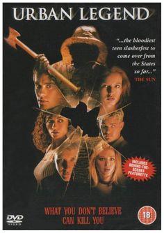 Urban Legend (DVD) (1998) UCA https://www.amazon.co.uk/dp/B0001XLXTI/ref=cm_sw_r_pi_dp_8IplxbJBYX6M0