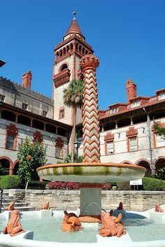 Flagler College, St. Augustine, Florida (FL), USA