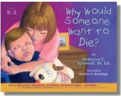 This unique story and activity workbook equips you with the tools necessary to help explain suicide openly and honestly to children and open the lines of communication between you and a grieving child.
