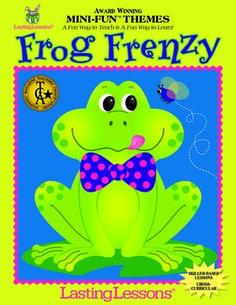 Barker Creek - Frog Frenzy Activity Book (scheduled via http://www.tailwindapp.com?utm_source=pinterest&utm_medium=twpin&utm_content=post10701812&utm_campaign=scheduler_attribution)