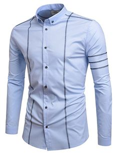 African Shirts For Men, African Dresses Men, African Clothing For Men, Stylish Shirts, Casual Shirts, Wedding Dresses Men Indian, Stitch Design, Dress Shirts, Shirt Style