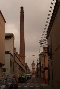 Paseo por la calle Covadonga camino de la Torre del agua (4/7)