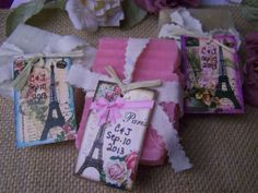 30 Wedding favor soaps  French Style Design by CountryChicSoaps, $102.00