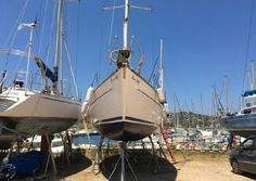 Yachtsurveysgreece.com: Bavaria 44 Yacht Survey in Lakki Marina Leros Gree...