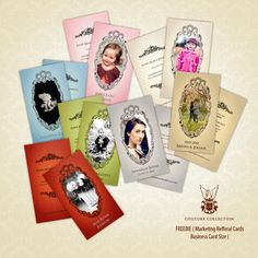 FREE Holiday Cards & Referral Cards