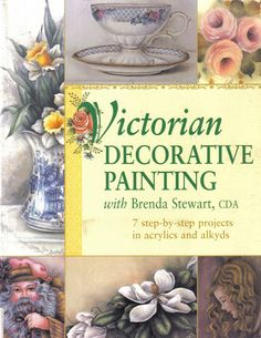 Victorian Decorative Painting - Maica Dos - Álbuns da web do Picasa...THIS IS A FREE BOOK!!