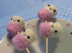 Adorable little marshmallow's by Whenaworld