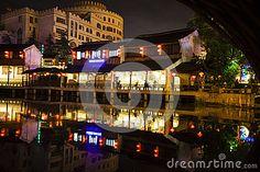 China Jiangsu city of Hangzhou Province, a large cultural landscape