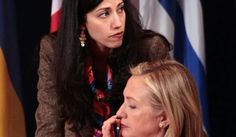 Huma Abedin, a longtime assistant to Hillary Rodham Clinton, has been under investigation for a $33,000 payout from the State Department. (Associated Press)