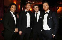 The boys. Xabi Alonso, European Soccer, Football Love, Liverpool Fc, Football Liverpool, Ac Milan, Chelsea Fc, Tottenham Hotspur, Soccer Players